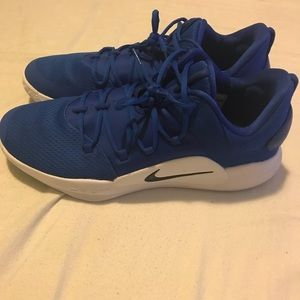 Blue Nike Shoes Size 14